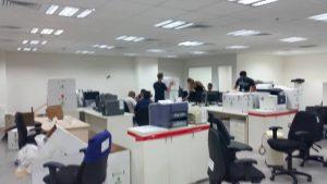 שירותי הובלות משרדים